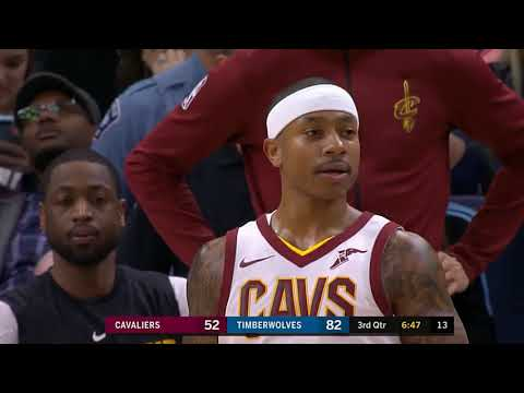 Isaiah Thomas gets ejected after hitting Andrew Wiggins in the face - Flagrant 2