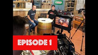 Enforcer and the Dude - Episode 1 - Russell Ingall & Paul Morris