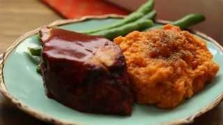 Sweet Potato Recipes - How To Make Mashed Sweet Potatoes