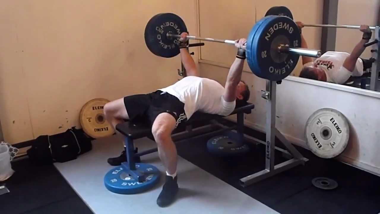 50 kg bänkpress