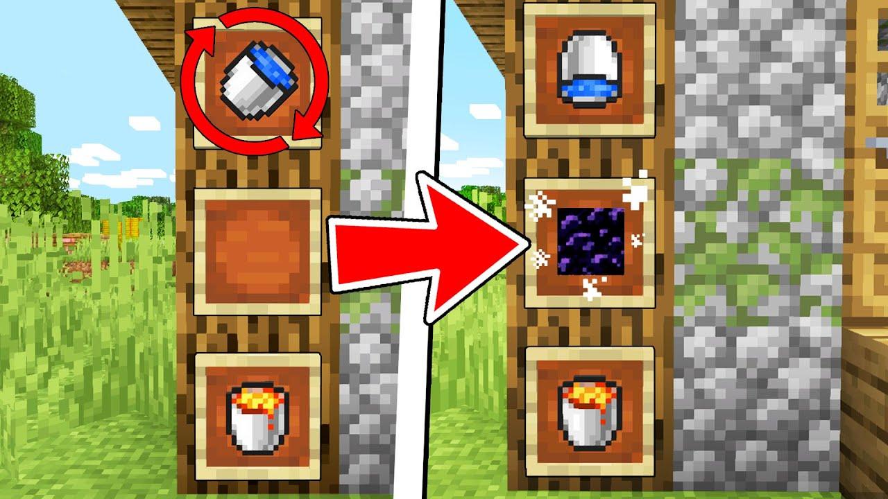 10 Secretos de Minecraft que SI FUNCIONAN y NO SABIAS 😱