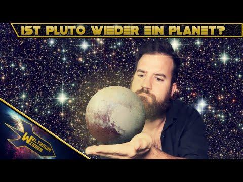 Ist Pluto wieder ein Planet?