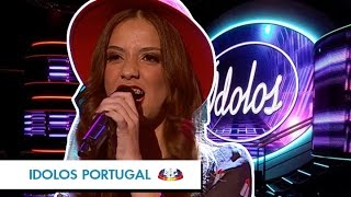 CAROLINA BERNARDO - BAD CASE OF LOVING (DOCTOR, DOCTOR) - GALA 06 - IDOLOS