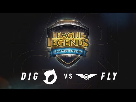 DIG vs. FLY | Regional Qualifier | NA LCS Summer Split Game 3 | Team Dignitas vs. FlyQuest (2017)