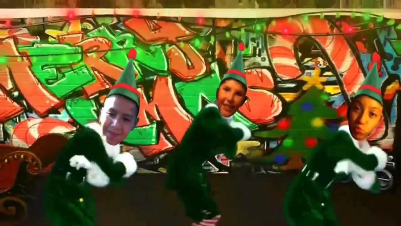 elf yourself make yourself a christmas elf and dance pc iphone android app 2013 youtube - Christmas Elf Dance App