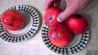 Хурма - как выбирать вкусные плоды