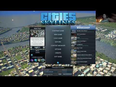 The great tsunami disaster!Cities skylines disasters pt 1