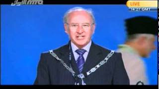 John Ward Mayor Farnham- persented -by -khalid - QADIANI.flv
