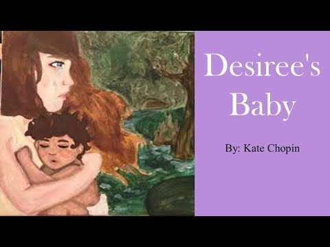 Learn English Through Story - Desiree's Baby by Kate Chopin
