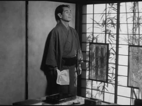 Kokoro (The Heart) Movie, 1955 - music video