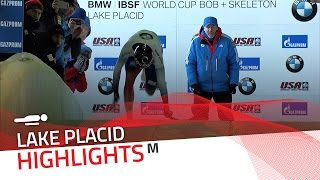 Alexander Tretyakov keeps his cool in tough conditions | IBSF Official