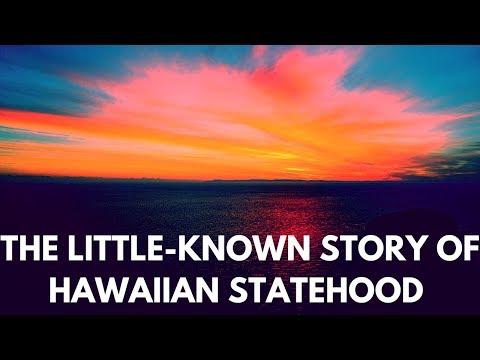 The Little Known story of Hawaiian Statehood by Poka Laenui