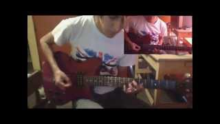 Julian Casablancas - Left And Right In The Dark Full Guitar Cover