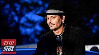 """Johnny Depp: """"When Was the Last Time an Actor Assassinated a President?"""" 