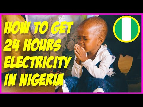 Electricity in Nigeria | Problem and Solution