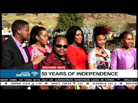 King Mswati III to attend Lesotho's 50th independence celebration