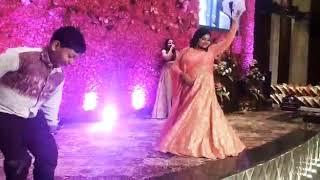 Sisters dance in her sister wedding / choreography by Raj Vk / Rythem dance academy