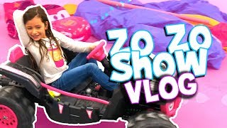 ZoZo Vlog | Singing, Drawing, Toys, Cars, and MORE!