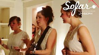 Joseph - High Society | Sofar Seattle
