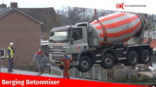 Download Berging betonmixer Mp3 and Videos