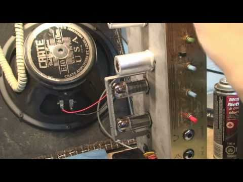 Crate Guitar Amp Repair