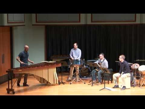 Andrew Rubano Master Degree Percussion Recital