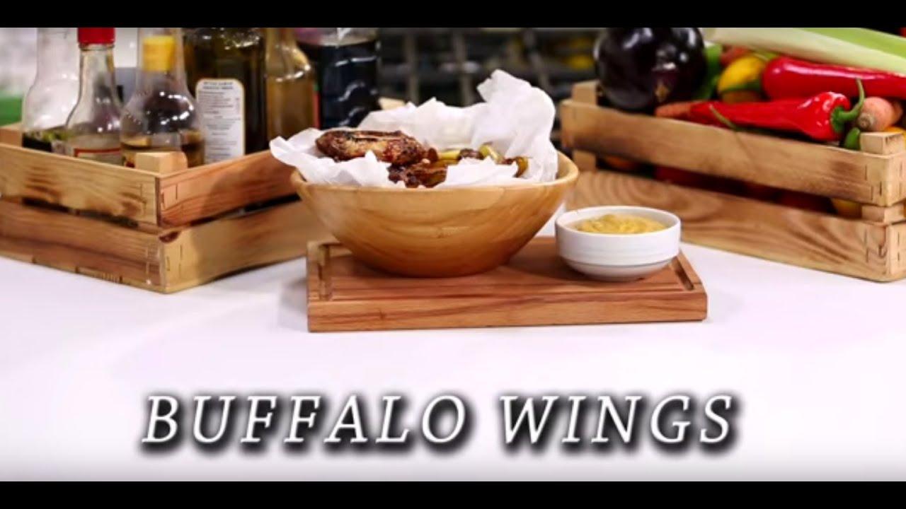 Buffalo Wings: Yemek Tarifi