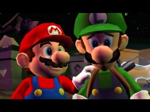 Luigi's Mansion (Dark Moon & Gamecube) - All Boss Fights