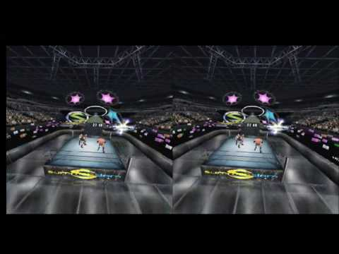 Triple H vs Bubba Ray Dudley (Gamecube Dolphin VR)