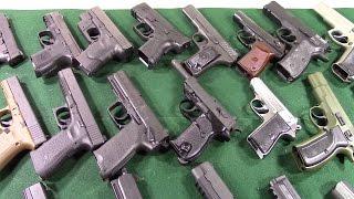 МнеЗдрав предупреждает - Слишком Много Оружия НЕ БЫВАЕТ! - или обзор коллекции ч 1.