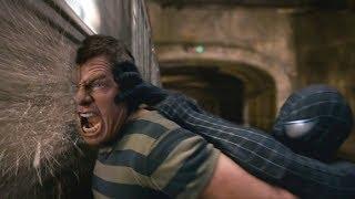 """Человек паук против песочного злодея - """"Человек-паук 3: Враг в отражении"""" отрывок из фильма"""