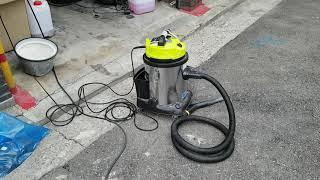 산업용청소기대여 및 강력한청소기임대 3모터청소기임대