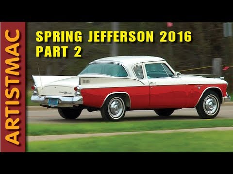 Spring Jefferson Car Show Part YouTube - Jefferson car show