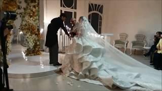 Свадьба Александры Артемовой и Евгения Кузина