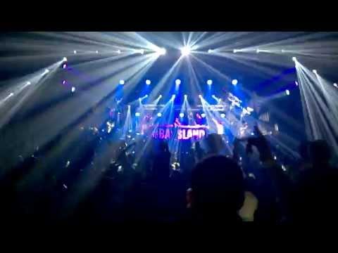 Yellow Claw - Pillz (feat. Flosstradamus) JUMPDAFUCKUP! (BASSLAND 3, Arena Moscow, 12.04.14)
