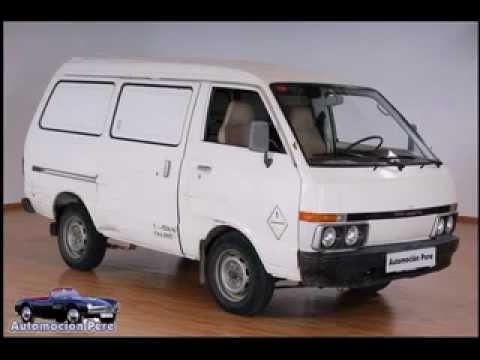 Nissan Vanette 2.0 Diesel. Vendida por Automocion Pere en Nigeria (Africa)