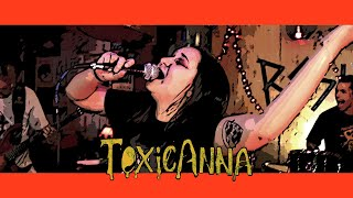 Toxicanna - Anna, Original Song (Digital Rock Bar music vídeo)