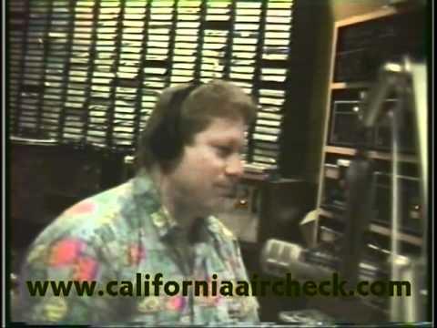 KFMB-FM B-100 San Diego Rich Brothers/B Morning Zoo 1990 California Aircheck Video
