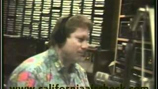 KFMB-FM B-100 San Diego Rich Brothers/B Morning Zoo 1990 California Aircheck Video