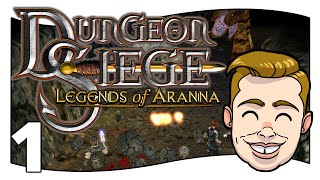 Let's Play Dungeon Siege | Gameplay | Part 1