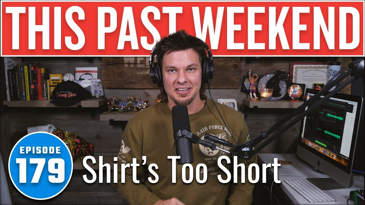 Download Shirt's Too Short | This Past Weekend w/ Theo Von #179