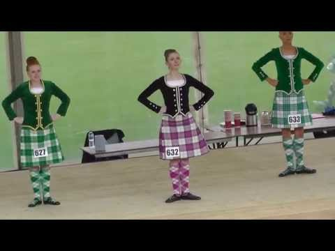 Cowal 2014 - Fling on Friday - Marielle Lesperance & Liam Elphick