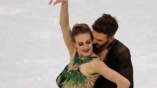 Olympics Ice Skater Gabriella Papadakis' Has Shocking Nip Slip During Routine — Pic