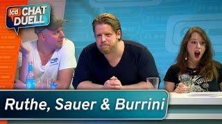 Chat Duell #04 | Ralph Ruthe, Joscha Sauer & Sarah Burrini gegen Trant, Hannes & Alwin