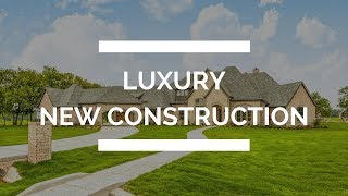 Luxury New Construction in Lucas, TX (210 Natalie Ct)