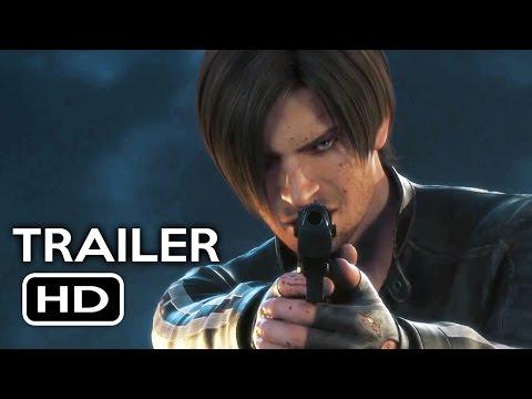 трейлер 2017 - Resident Evil: Vendetta Official Trailer #1 (2017) Animated Movie HD