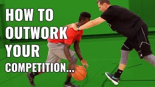 How to outwork your competition: complete basketball workout for guards
