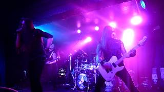 Engel - Question Your Place (Live - Manchester Academy 3, UK, March 2015)