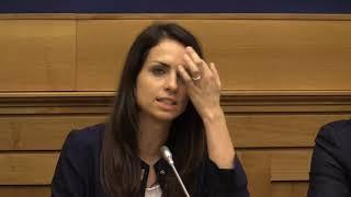 CALL TO ACTION di Rousseau - Presentazione conferenza stampa (Fico, Sabatini)