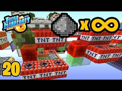 TNT Missile Event & An Explosive Farm!   How to Minecraft: Season 6 SMP (H6M)   Ep. 19